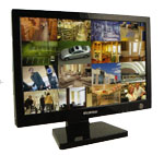MONITORS FOR CCTV SECURITY CAMERA SYSTEMS